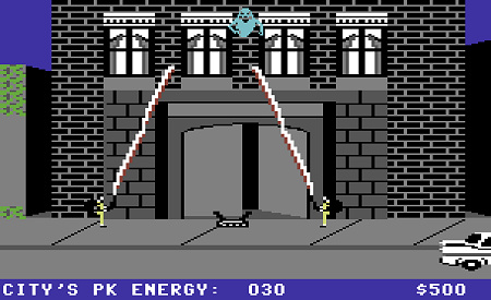 Ghostbusters (MSX 1)