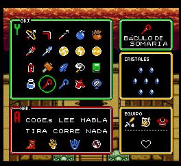 Zelda Traducción
